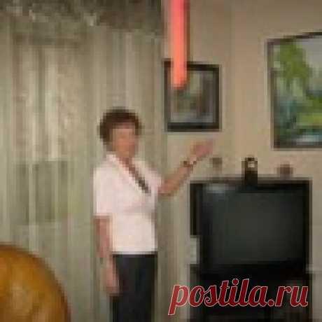 Луиза никитенко