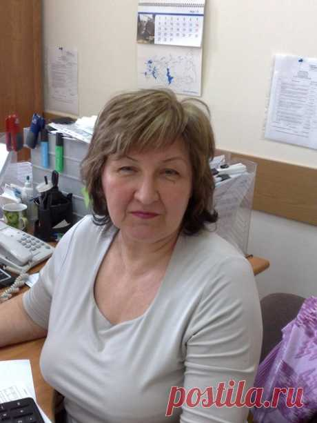 Жанна Писковитина