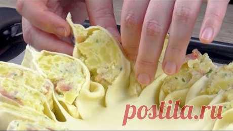 Поразительно, что можно сделать из картошки. Это же додуматься надо!
