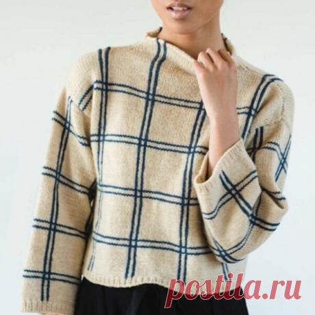 Никогда таких классных пуловеров не видела! Схемы и описание прилагаются | Вязать легко и просто! | Яндекс Дзен