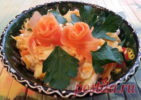 Салаты с курицей и ананасами – простые и очень вкусные рецепты | Будьте здоровы! | Яндекс Дзен