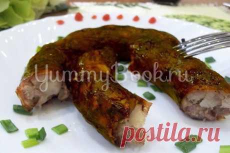 Домашняя колбаса - простой и вкусный рецепт с пошаговыми фото Домашняя колбаса - как приготовить быстро, просто и вкусно в домашних условиях. Пошаговый рецепт с фотографиями, подробным описанием и ингредиентами.