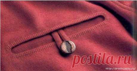 Как сделать прорезной карман вам поможет узнать пошаговый мастер класс  Такой вариант кармана смотрится очень уместно во многих вязаных вещах, и довольно необычно. Как сделать прорезной карман вам поможет узнать пошаговый мастер класс.     источник