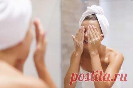 Применение соли для красоты кожи лица / Все для женщины