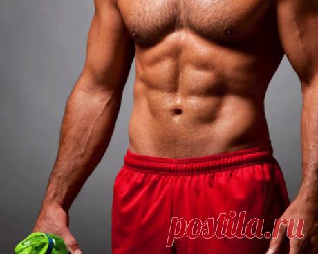 Как мужчине сбросить жир с живота? » Женский Мир