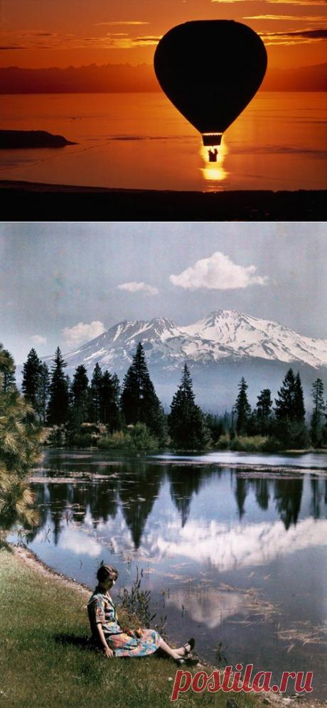 Интересные фото National Geographic прошлых лет — Наука и жизнь