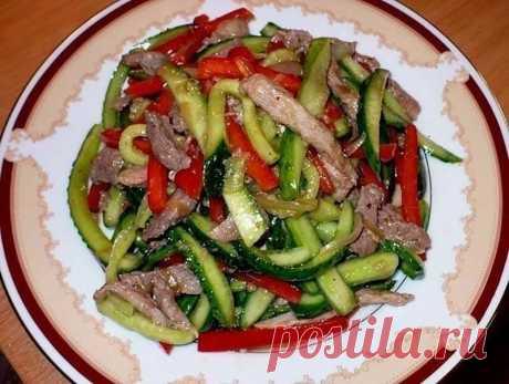 Любимый салат моего мужа! | Я готовлю! | Яндекс Дзен