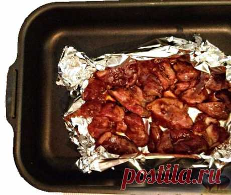 Рецепт мяса приготовленного по-китайски
