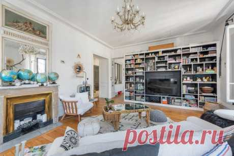 The apartment in the Scandinavian style in the center of Lyon - Interior design | Ideas of your house | Lodgers