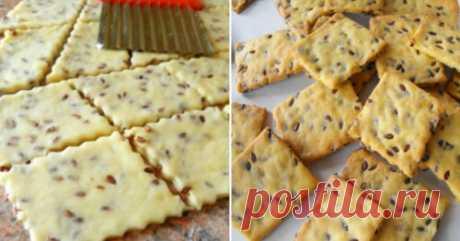 Рецепт постного печенья с семенами льна: легкое, хрустящее и очень вкусное - Скатерть-Самобранка - медиаплатформа МирТесен
