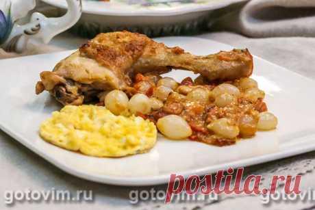 Курица а-ля Маренго