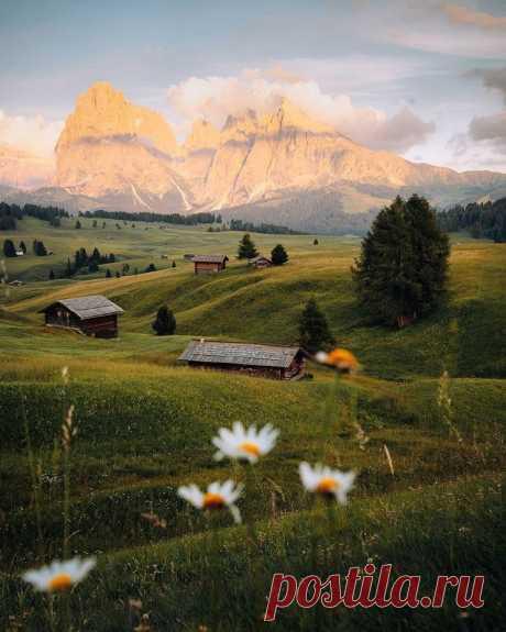 Южный Тироль, Италия