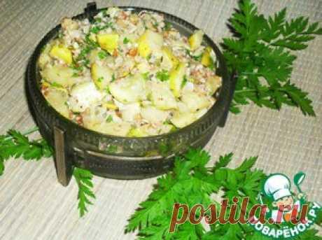 Кабачки вкуснее мяса - кулинарный рецепт
