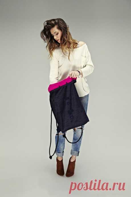 Спортивный рюкзак (Diy) Модная одежда и дизайн интерьера своими руками