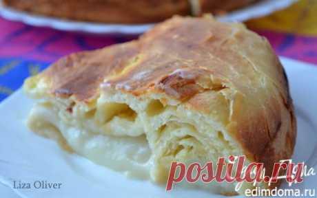 Фытыр - фантастически вкусный пирог из Египта   Кулинарные рецепты от «Едим дома!»