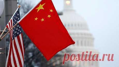 Китай ответил на обвинения Трампа в распространении COVID-19 - Газета.Ru | Новости