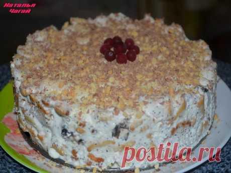 Супер тортики от Наташи Чагай - Простые рецепты Овкусе.ру