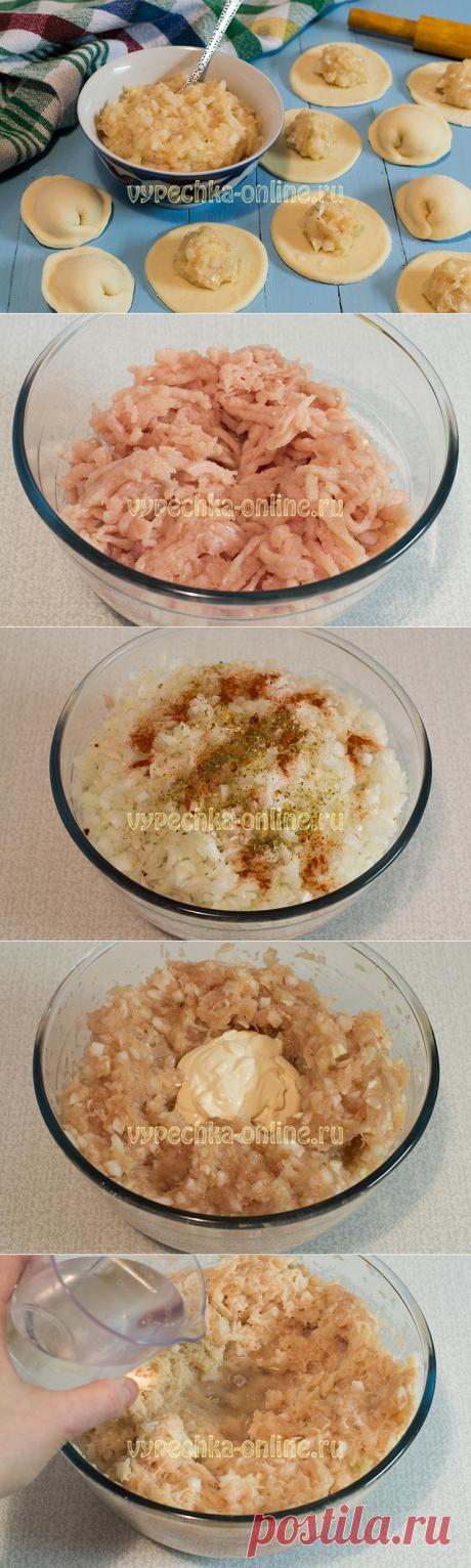 ✔️Куриный фарш для пельменей: как сделать сочным – рецепт с фото пошагово