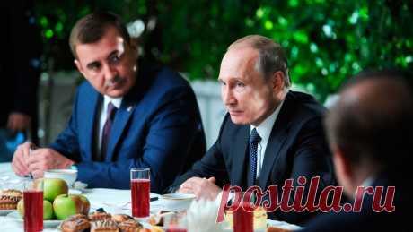 Рецепт пирога, от которого Путин пришёл в восторг