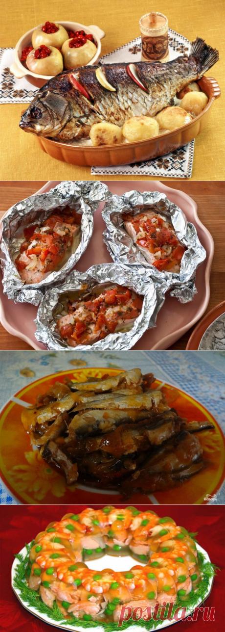 Что можно приготовить из рыбы? (4 рецепта) » Женский Мир