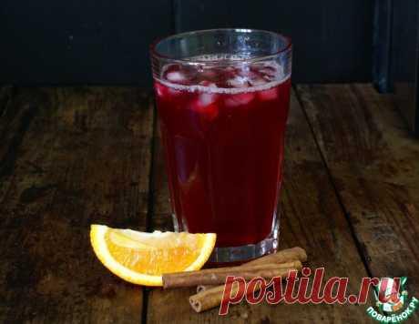 Домашний лимонад с черной смородиной – кулинарный рецепт