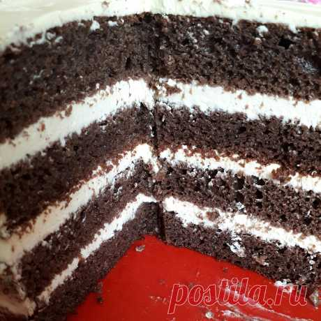 Бисквитный торт черёмуховый | Andy Chef (Энди Шеф) — блог о еде и путешествиях, пошаговые рецепты, интернет-магазин для кондитеров |