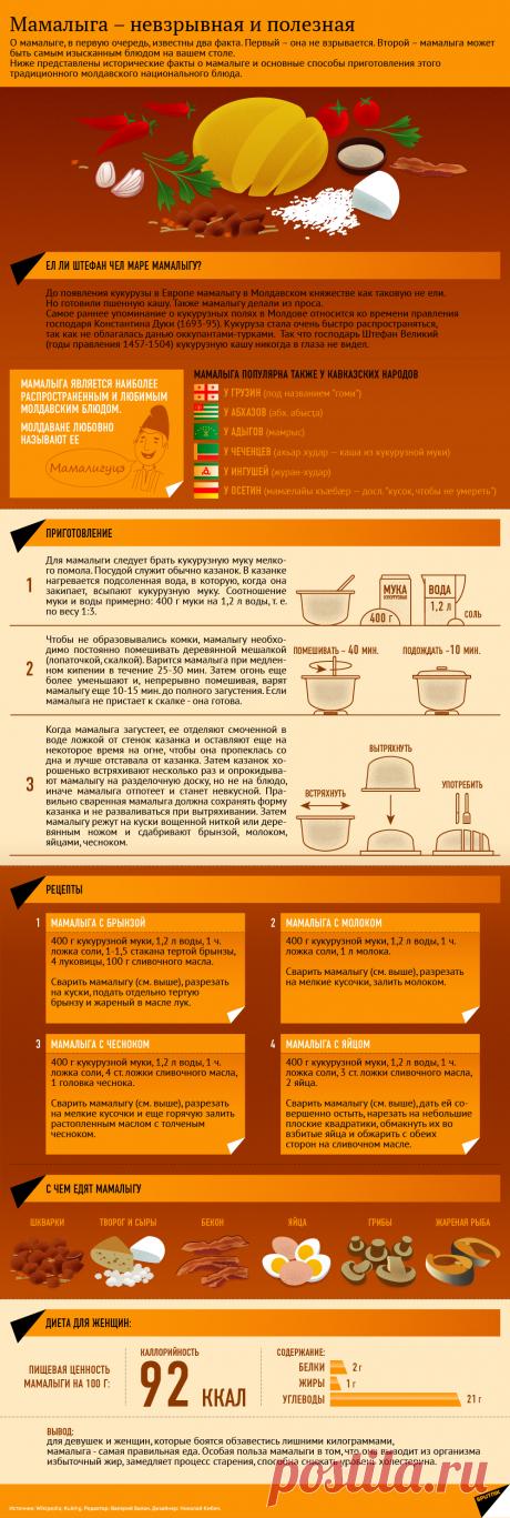 Что нужно знать о мамалыге