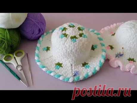 Şapka lif (Tasarım: Suzan Ayin)