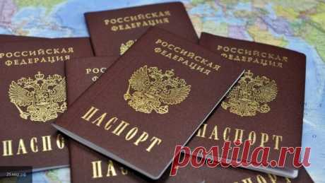 Новый законопроект освободит от госпошлин жителей Донбасса при получении гражданства РФ
