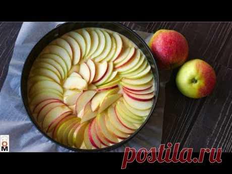ТВОРОЖНАЯ ШАРЛОТКА очень нежное вкусное тесто   Apple Pie