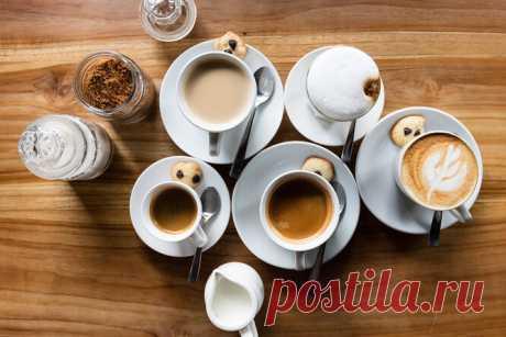 7 рецептов согревающих коктейлей наоснове кофе