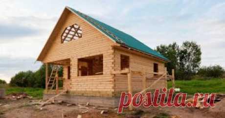 Как построить в одиночку бюджетный дом из бруса: антикризисное решение Думаете, построить дом своими руками – для одного человека задача непосильная? Постараемся убедить вас в обратном – все реально.