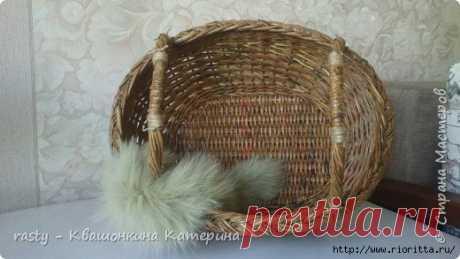 прочное плетеное дно для рабочих корзин