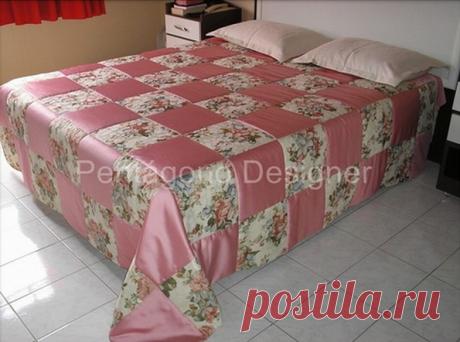 (5) Пэчворк. Лоскутные одеяла. Идеи и мастер-класс - knitted_life — ЖЖ