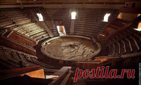 7 интересных фактов о заброшенном цирке в Кишиневе
