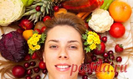 Natural cosmetics the hands from vegetables, berries and fruit. Recipes