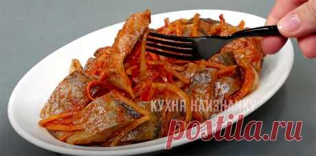 Закуска из обычной селедки стала хитом на нашем праздничном столе (делюсь рецептом) | Кухня наизнанку | Яндекс Дзен
