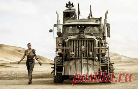 Here's How They Built the Beastly Machines for Mad Max: Fury Road | The Credits