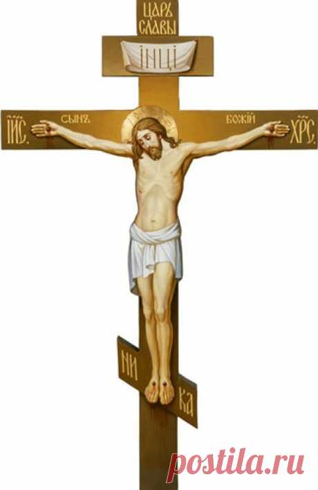 As it is necessary and as it is impossible to handle a cross worn on the neck