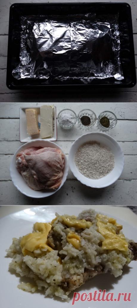 «Курица в рисе» – давно так готовлю: рис получается нежнейший, весь пропитывается жиром курицы, а мясо остаётся сочным - Ваши любимые рецепты - медиаплатформа МирТесен