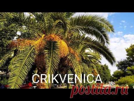 #Crikvenica На пляжах не пробиться,жара Мои покупки в DM