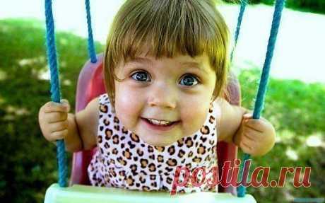 Как это хорошо, когда наши детки счастливы!
