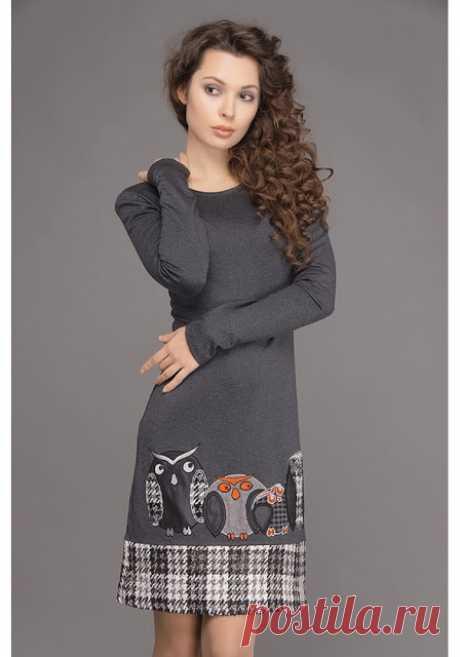 Интересные идеи аппликаций на женскую одежду. Посмотрите, как это красиво!
