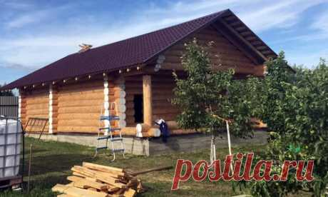 Какие межвенцовые утеплители используют в деревянных домах