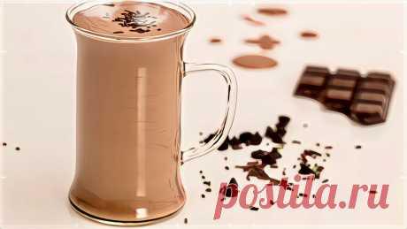 Всё о какао: кому напиток принесёт пользу, а кому не стоит его пить. Научно доказанные факты | Павел Корпачев | Яндекс Дзен