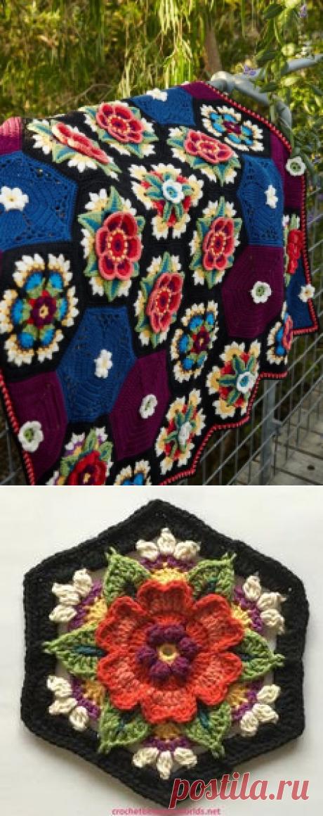 Blankets and Flower on Pinterest