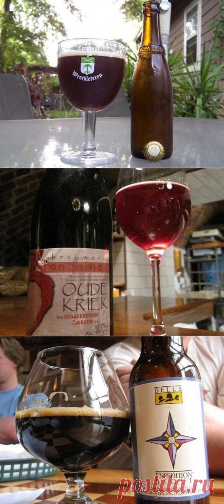 Лучшие в мире сорта пива