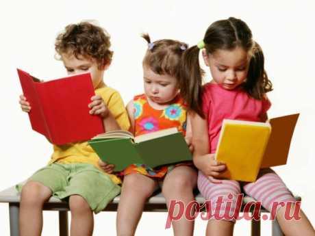 (+1) - Воспитываем у ребенка интерес к чтению | ДОМОХОЗЯЙКИ+
