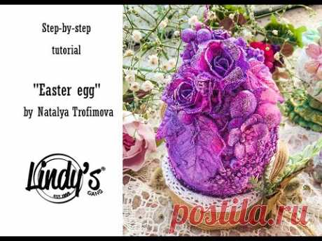 "Tutorial ""Easter Magic"" egg fot @Lindy's Gang"