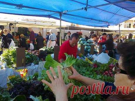 Рынки на Коста Бланка - Коста Бланка по-русски